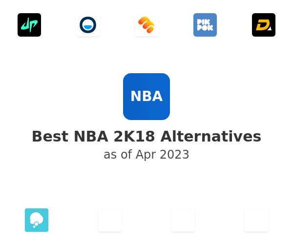 Best NBA 2K18 Alternatives