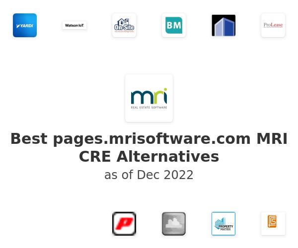 Best MRI CRE Alternatives