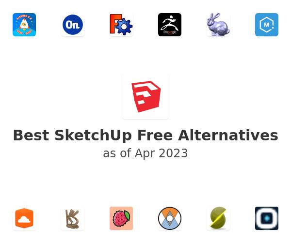 Best SketchUp Free Alternatives