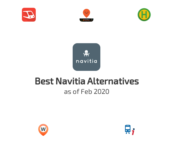 Best Navitia Alternatives