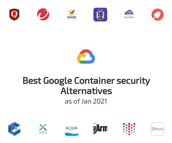 Best Google Container security Alternatives