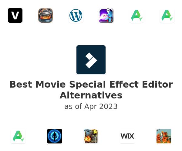 Best Movie Special Effect Editor Alternatives