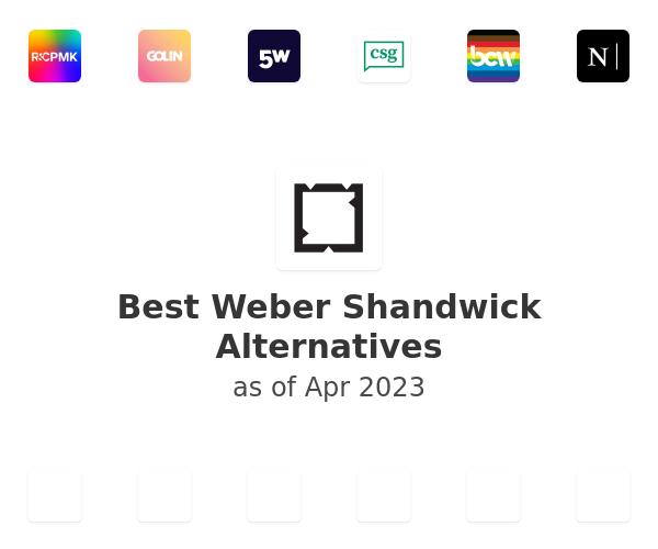 Best Weber Shandwick Alternatives