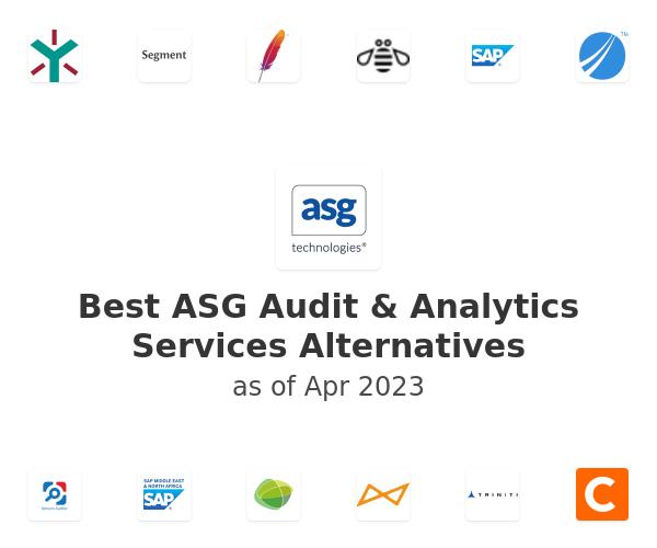 Best ASG Audit & Analytics Services Alternatives
