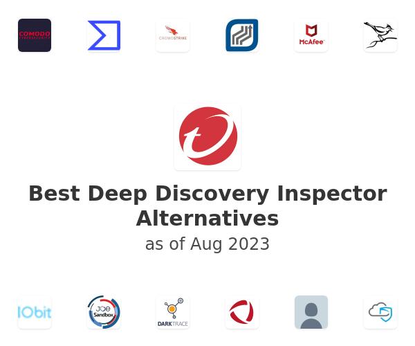 Best Deep Discovery Inspector Alternatives