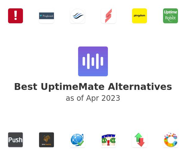 Best UptimeMate Alternatives
