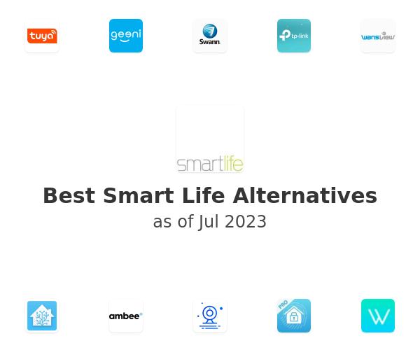 Best Smart Life Alternatives