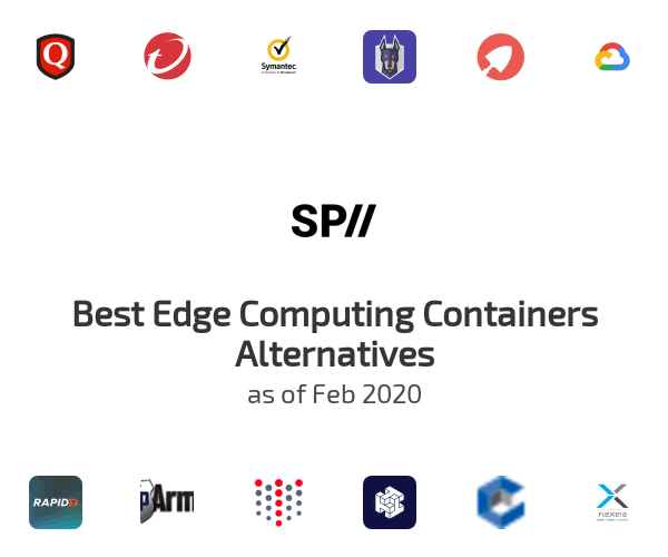 Best Edge Computing Containers Alternatives