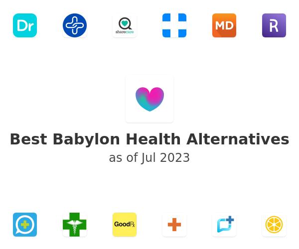 Best Babylon Health Alternatives