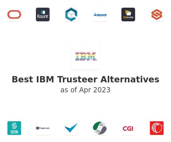 Best IBM Trusteer Alternatives