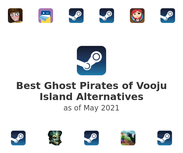 Best Ghost Pirates of Vooju Island Alternatives