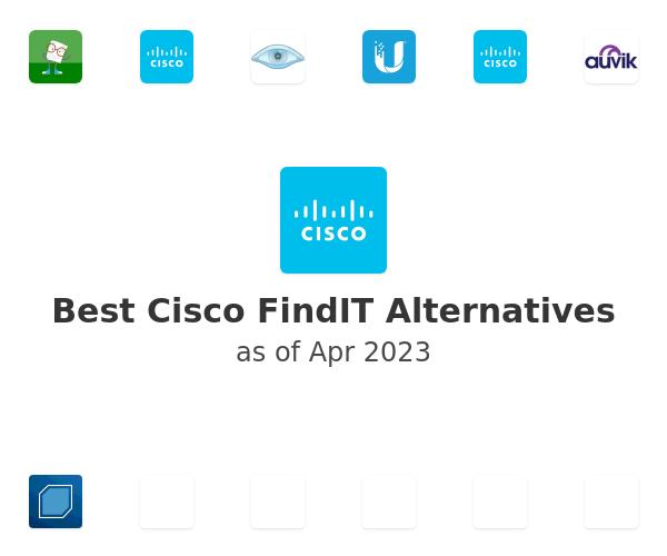 Best Cisco FindIT Alternatives