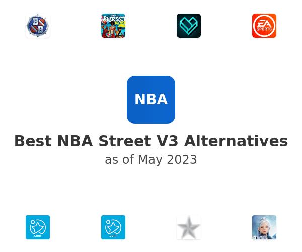 Best NBA Street V3 Alternatives