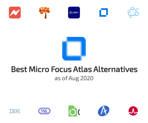Best Micro Focus Atlas Alternatives