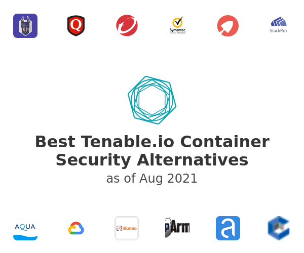 Best Tenable.io Container Security Alternatives