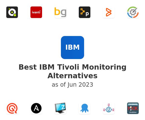 Best IBM Tivoli Monitoring Alternatives