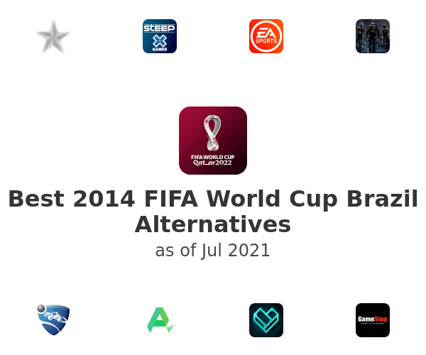 Best 2014 FIFA World Cup Brazil Alternatives