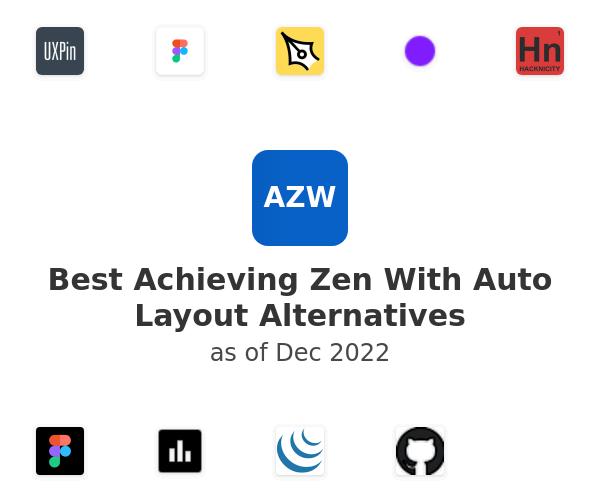 Best Achieving Zen With Auto Layout Alternatives