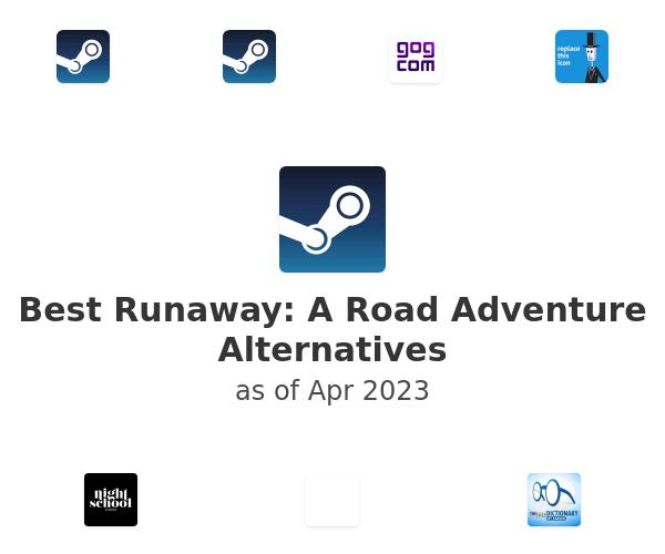 Best Runaway: A Road Adventure Alternatives