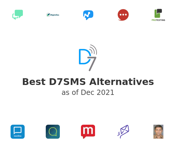 Best D7SMS Alternatives