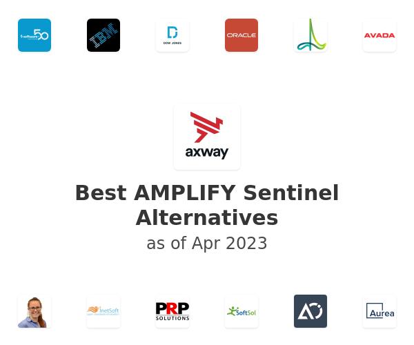 Best AMPLIFY Sentinel Alternatives