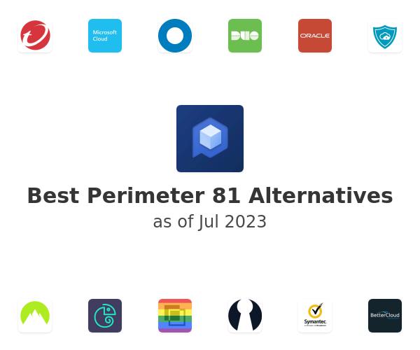 Best Perimeter 81 Alternatives