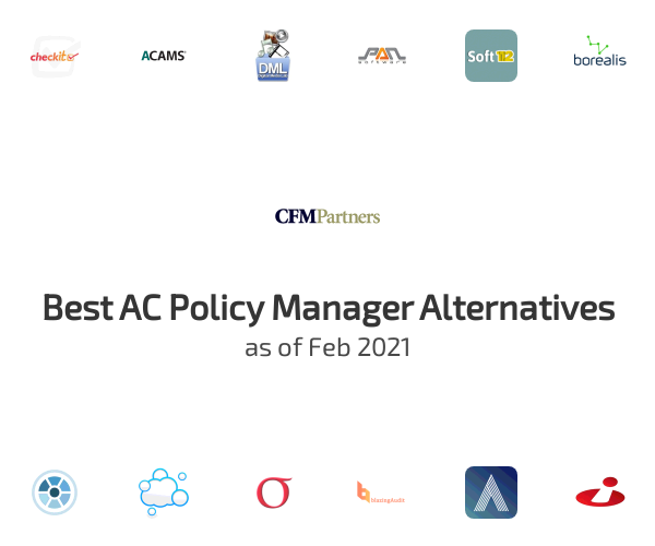 Best AC Policy Manager Alternatives