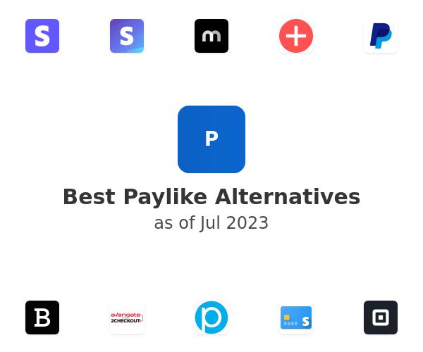 Best Paylike Alternatives