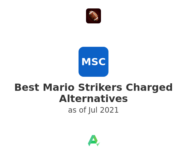 Best Mario Strikers Charged Alternatives