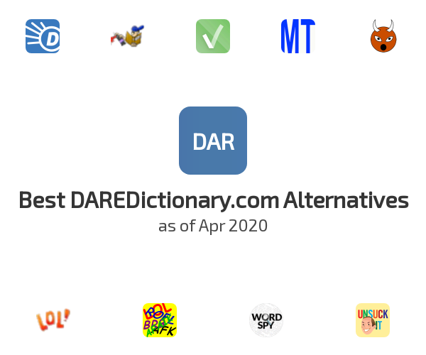 Best DAREDictionary.com Alternatives