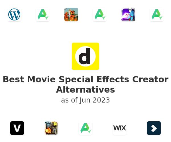 Best Movie Special Effects Creator Alternatives