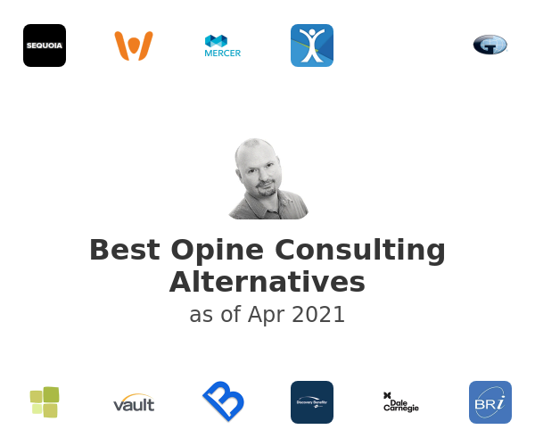 Best Opine Consulting Alternatives