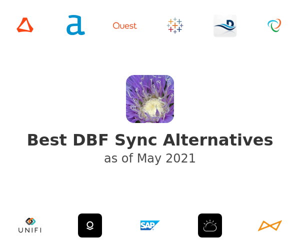 Best DBF Sync Alternatives