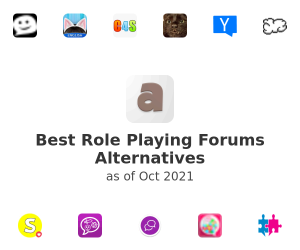 Best Role Playing Forums Alternatives