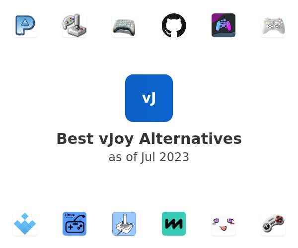 Best vJoy Alternatives