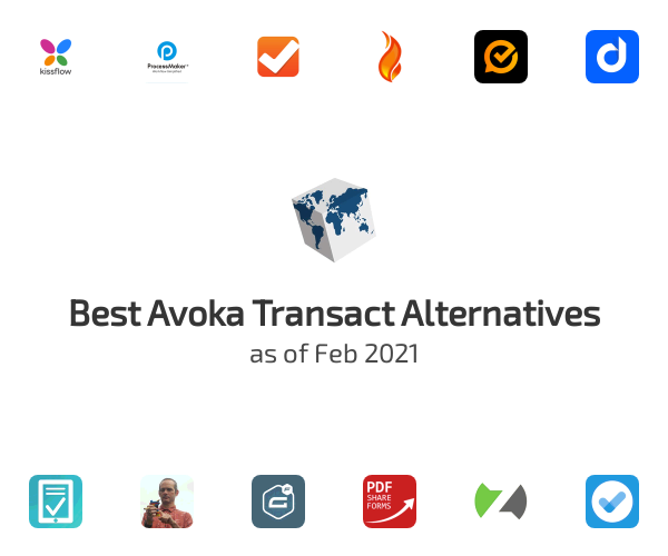 Best Avoka Transact Alternatives