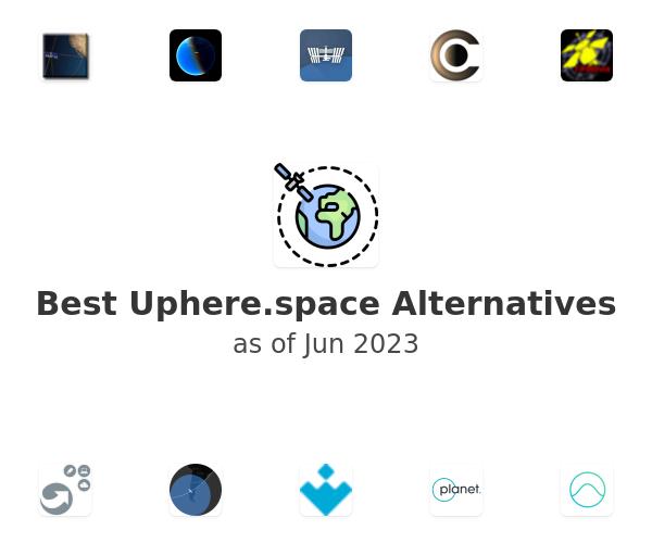 Best Uphere.space Alternatives