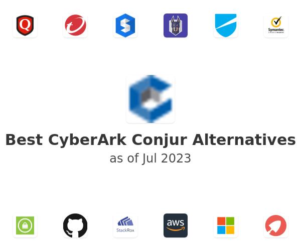 Best CyberArk Conjur Alternatives