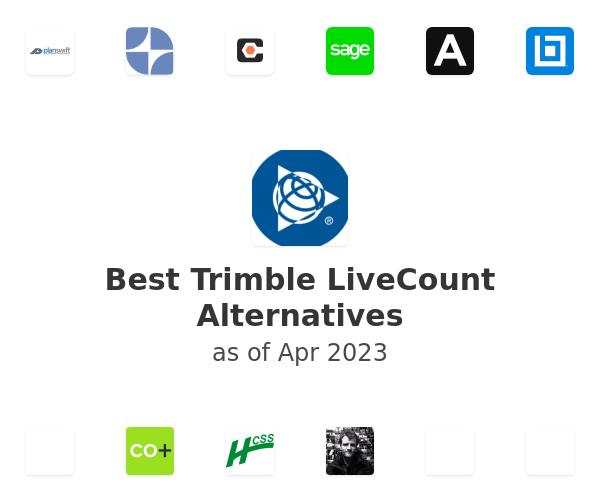 Best Trimble LiveCount Alternatives