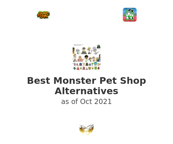 Best Monster Pet Shop Alternatives
