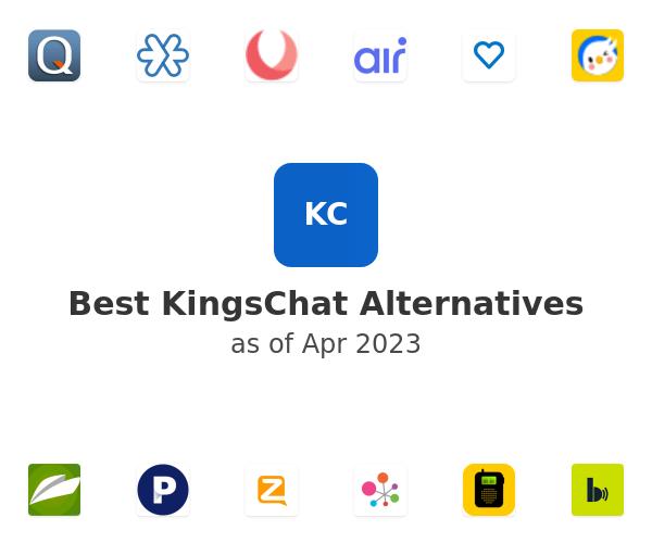 Best KingsChat Alternatives