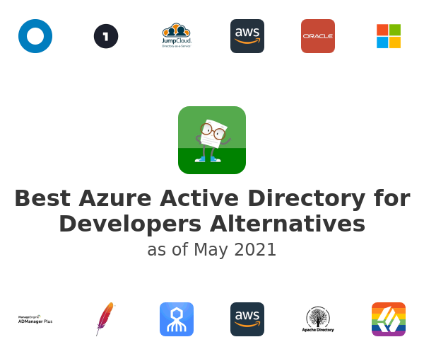 Best Azure Active Directory for Developers Alternatives