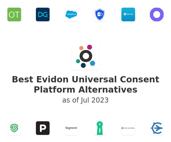 Best Evidon Universal Consent Platform Alternatives