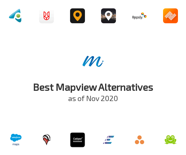 Best Mapview Alternatives
