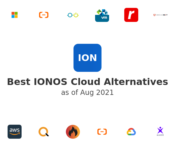 Best IONOS Cloud Alternatives