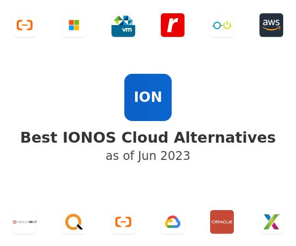 Best IONOS Cloud Alternatives