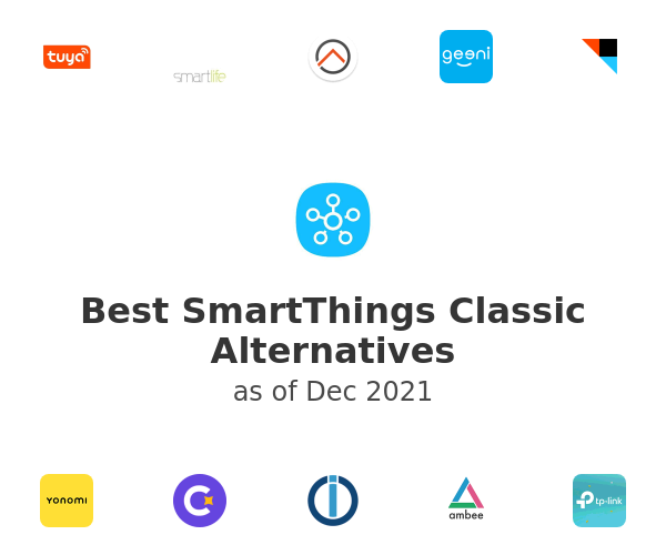 Best SmartThings Classic Alternatives