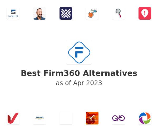 Best Firm360 Alternatives