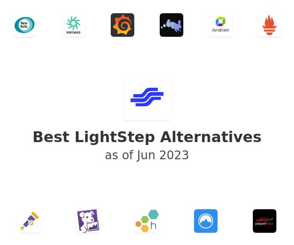 Best LightStep Alternatives