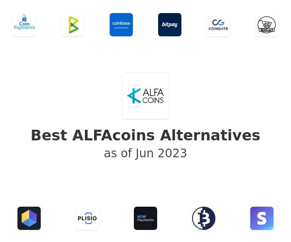 Best ALFAcoins Alternatives